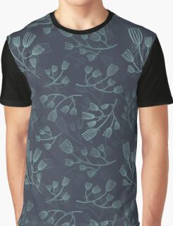 Dried Flowers Graphic T-Shirt