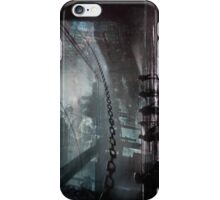 Sci-fi 9 iPhone Case/Skin