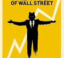 The Wolf of Wall Street Poster by brodiep