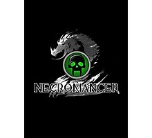 Necromancer - Guild Wars 2 Photographic Print