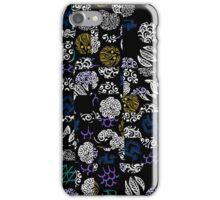Circles Destroyed iPhone Case/Skin