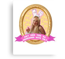 Regina George Frame Canvas Print