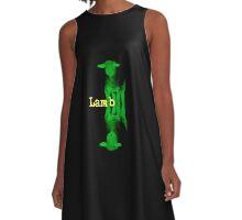 Lamb A-Line Dress