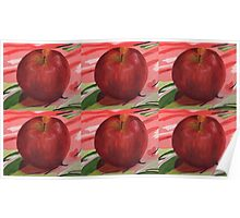 Apple Warhol Poster