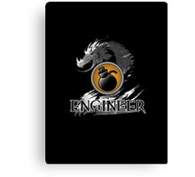 Engineer - Guild Wars 2 Canvas Print