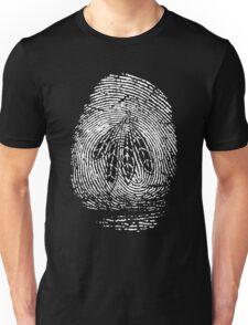 Chicago - Blackhawks Fingerprint Unisex T-Shirt
