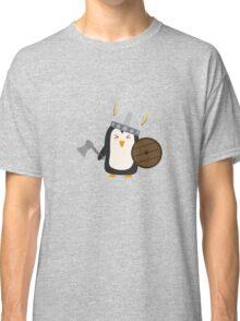 Penguin Viking   Classic T-Shirt
