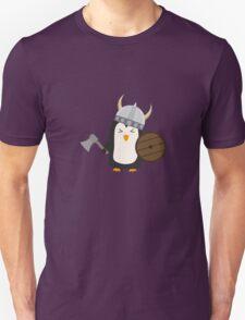 Penguin Viking   Unisex T-Shirt
