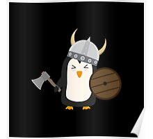 Penguin Viking   Poster