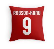 Hal Robson-Kanu Throw Pillow