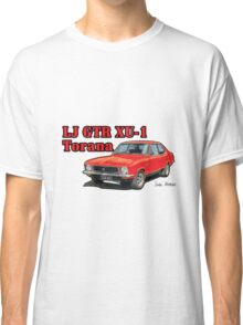 Holden XU1 LJ Torana in Red Classic T-Shirt