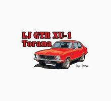 Holden XU1 LJ Torana in Red Unisex T-Shirt