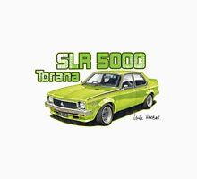 Holden SLR 5000 Torana in Green Unisex T-Shirt