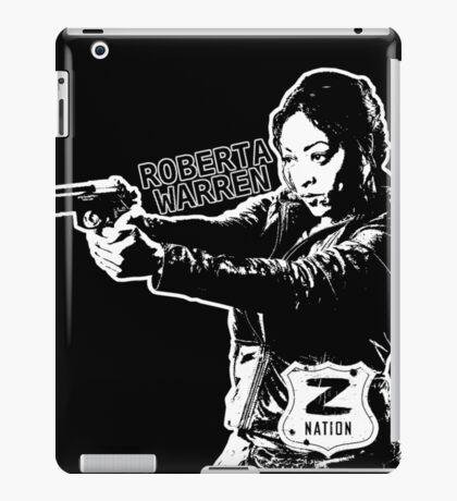 Z Nation: Roberta Warren iPad Case/Skin