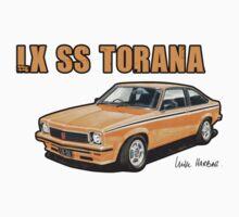 Holden LX SS Torana in Papaya by UncleHenry
