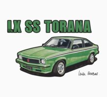 Holden LX SS Torana in Green by UncleHenry