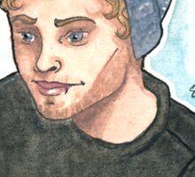 Luke - Beanie Sticker
