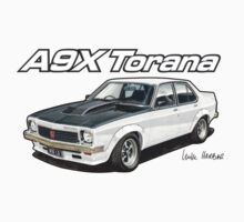 Holden A9X Torana  by UncleHenry