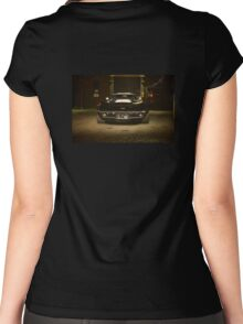 Lookin at Ya Women's Fitted Scoop T-Shirt