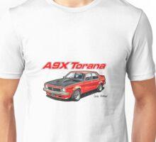 Holden A9X Torana in Red Unisex T-Shirt