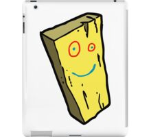 Ed, Edd and Eddy - Plank iPad Case/Skin