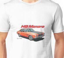 Holden HQ Monaro in Red Unisex T-Shirt