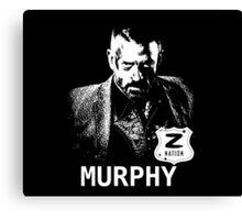 Z Nation: Murphy  Canvas Print