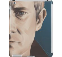 You're Not Haunted By The War iPad Case/Skin