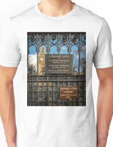 Carriage Gates London Unisex T-Shirt