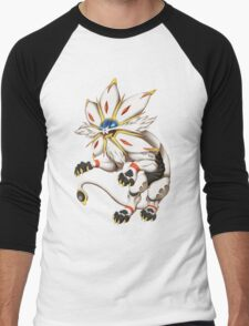 Pokemon - Solgaleo Men's Baseball ¾ T-Shirt