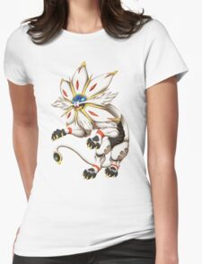Pokemon - Solgaleo Womens Fitted T-Shirt