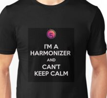 I'M A HARMONIZER AND I CAN'T KEEP CALM Unisex T-Shirt