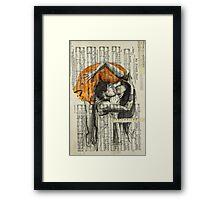 My Foolish Heart Framed Print