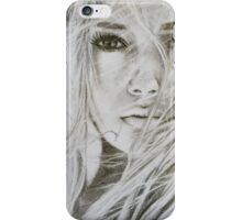 Don´t leave me iPhone Case/Skin