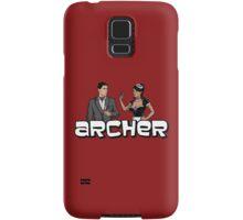 """Archer - Lana """"Sullen wench"""" Samsung Galaxy Case/Skin"""