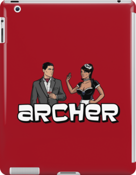 "Archer - Lana ""Sullen wench"" by frubly"