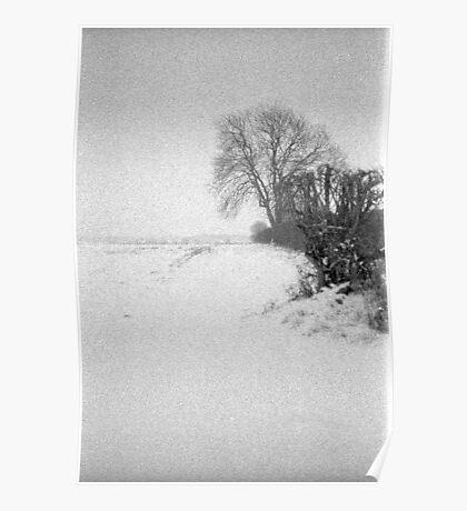 A Norfolk Winter Poster
