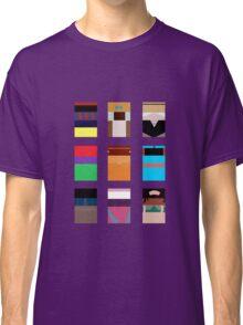 Minimalist Princesses Classic T-Shirt