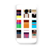 Minimalist Princesses Samsung Galaxy Case/Skin