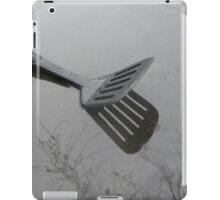 spatula left out in the rain iPad Case/Skin