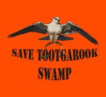 Save Tootgarook Swamp Logo. by TootgarookSwamp