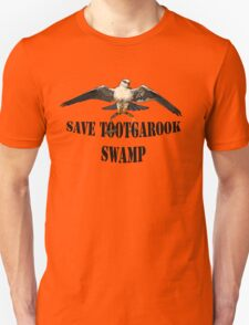 Save Tootgarook Swamp Logo. Unisex T-Shirt