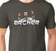 "Archer - Krieger ""Jazz Hands"" Unisex T-Shirt"