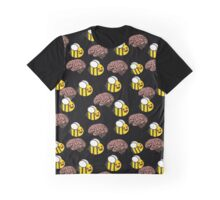 Zombee Apocolypse Graphic T-Shirt