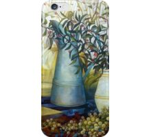 stil life with Euonymus iPhone Case/Skin