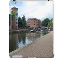 The rush-hour in Reading. UK. iPad Case/Skin
