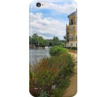 Riverside Walk. iPhone Case/Skin