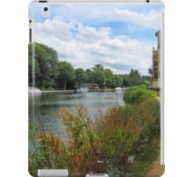 Riverside Walk. iPad Case/Skin
