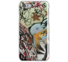 graffiti from all angles iPhone Case/Skin