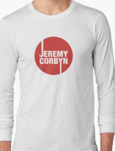 Jeremy Corbyn Long Sleeve T-Shirt